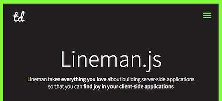 Lineman.js